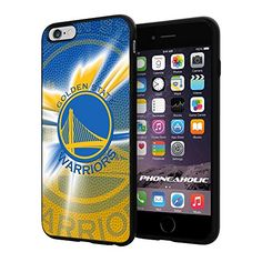 "Basketball NBA Golden State Warriors Logo BasBG, Cool iPhone 6 Plus (6+ , 5.5"") Smartphone Case Cover Collector iphone TPU Rubber Case Black Phoneaholic http://www.amazon.com/dp/B00VS6ACOO/ref=cm_sw_r_pi_dp_fpmnvb0764RP6"
