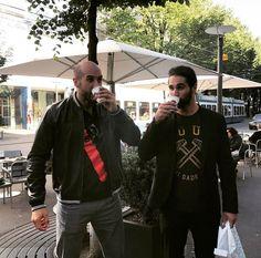 Seth Rollins & Cesaro