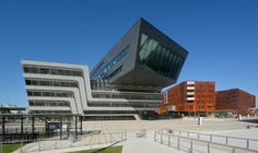 Campus of the Vienna University of Economics and Business - Photo by Peter Haas.