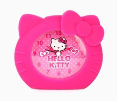 Hello Kitty Alarm Clock: Magenta