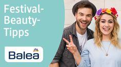 Die besten Festival Survival Tipps und Beauty Hacks | Balea Badvergnügen #6