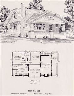1926 Universal Plan Service - No. 534