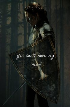 You can't have my heart - Snow White and the Huntsman