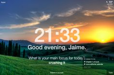 Add a little motivation to your day with momentum app : The Prepary