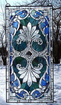 Victorian stained glass and more inc for Decorative window film stained glass victorian