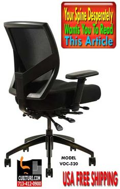 Buy Ergonomic Office Chair Direct From The Manufacturer CubitureCom USA FREE SHIPPING