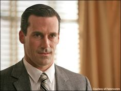 lord. jon hamm should have been famous before mad men. i mean, look at him.