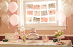 1 year old birthday party ideas | ... Beyond Measure: One Year in a Flash! (Ava Kate's first birthday party