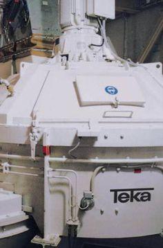 비즈오텍 (BIZOE TECH) Planetary , Twin Shaft Mixer. 믹서기