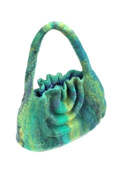 Bag Nuno Felted Fall Fashion