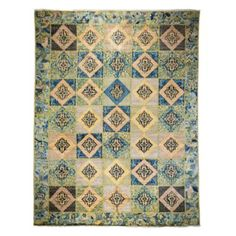 """Suzani Collection Oriental Rug, 9'1"""" x 12'   Bloomingdale's"""