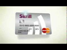 Skrill Prepaid MasterCard  #casinopokercoin #mastercard #skrill