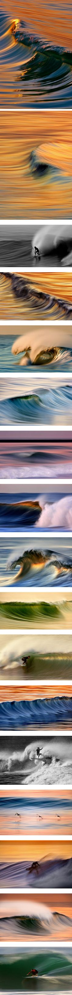 David Orias Sun Tide Waves Photography...this would make an awesome photo gallery!