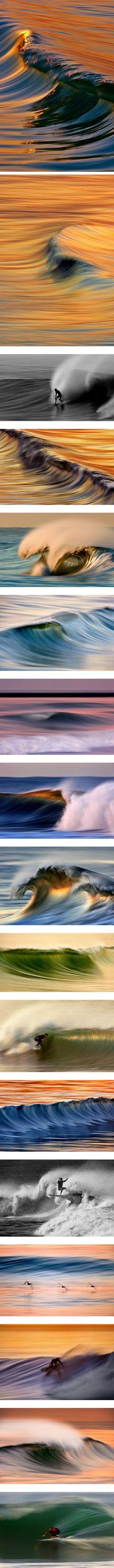 David Orias Sun Tide Waves Photography