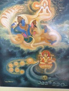 Lakshmi Narayana, Brahma n Maheshwara Shiva Art, Krishna Art, Radha Krishna Wallpaper, Lord Krishna, Mahakal Shiva, Lord Shiva, Lord Rama Images, Hindu Statues, Creation Myth