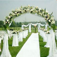 12 colors 1000cm*50cm White Roll Soft Crystal Sheer DIY Organza Fabric Wedding Chair Sash Bows Swag Party  wedding Decoration