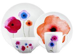Magrikie : Illustration : dinnerware / ceramic
