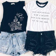 Teen Fashion.