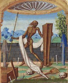 Bibliothèque nationale de France, Département des manuscrits, Français 4962, detail of f. 135v.  Recueil de prose et de vers concernant Alex...