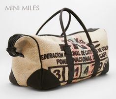 bag with coffee sacks -- lots of models