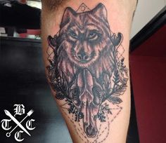 Tattoos By Donni Odd