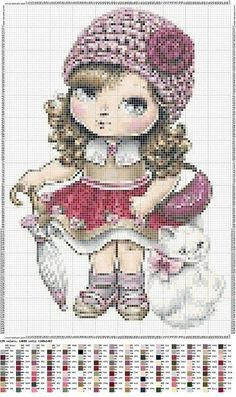 Single Patterns Cross Stitch (page Cross Stitch For Kids, Just Cross Stitch, Beaded Cross Stitch, Cross Stitch Baby, Counted Cross Stitch Patterns, Cross Stitch Charts, Cross Stitch Designs, Cross Stitch Embroidery, Embroidery Patterns