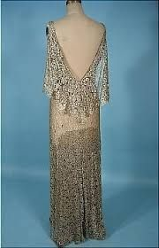 Image result for 1930s evening dress