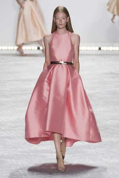 Monique Lhullier Spring/Summer 2015 | Fashion, Trends, Beauty Tips & Celebrity Style Magazine | ELLE UK