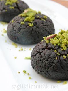 Brownie Kurabiye Turkish Recipes, Brownies, Cake Recipes, Deserts, Tasty, Cookies, Chocolate, Fruit, Breakfast