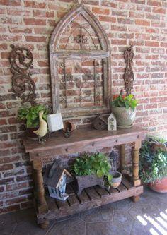 Signature Gardens: Potting Bench