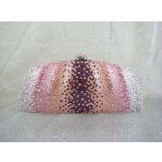 (69.00$)  Buy here - http://aifj1.worlditems.win/all/product.php?id=880029670 - 7746Z Crystal White / Pink / Peach / Purple Lady fashion Bridal Metal Evening purse clutch bag case box handbag