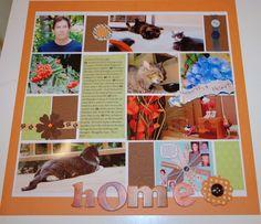 @Home - Scrapbook.com