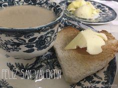 Valentine's day breakfast...lovely