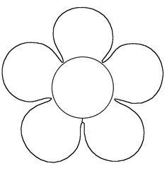 Flower Applique, Molde, Scrappy Quilts, Appliques, Flowers, Templates