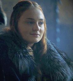 Redhead Characters, Female Characters, Game Of Thrones Screencaps, Shopie Turner, Northern Girls, George Rr Martin, The North Remembers, Film Reels, We Are Best Friends