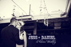 Jessica + Daniel: Phoenix Wedding at Aunt Chilada's  Photographer by Marianne Wilson Photography