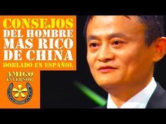 Consejo de Jack Ma para jóvenes emprendedores - Subtitulado - YouTube