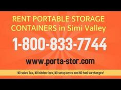 Rent Portable Storage Containers in Hollywood Hills West! Do you need to rent portable storage in Hollywood Hills West California? Call Porta Stor to rent a . North Hollywood, Hollywood Hills, Storage For Rent, Port Hueneme, Simi Valley, Santa Barbara County, Moving Tips, Storage Containers, Youtube