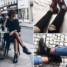 Come portare le calze a rete (con stile) • Consulente di immagine, Rossella Migliaccio
