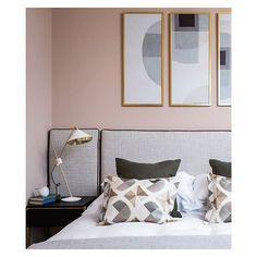 55f07902b3ff Custom bed and headboard design for Gordon Dufflinton interior design, made  by hand by Naturalmat