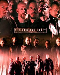 Linkin Park  - the hunting party (2014)