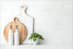 Kitchen Background, Blank Space, Text On Photo, Stock Photos, Contemporary, Image