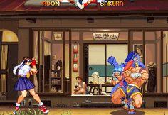 Street Fighter Alpha 2 / Street Fighter Zero 2 / Street Fighter Zero 2 Alpha / Street Fighter Alpha 2 GoldPublisher: CapcomDeveloper: CapcomPlatform: Arcade, Super Famicom / Super Nintendo Entertainment System, Saturn, PlayStation, PlayStation 2, WindowsYear: 1996 (Arcade, PS1, Saturn, SNES), 1998 (Windows), 2006 (PS2)