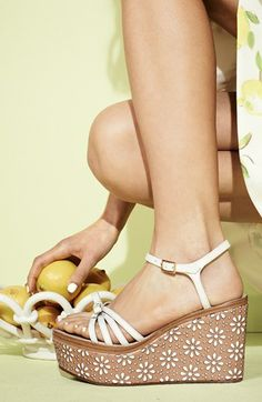 I just adore these shoes!!