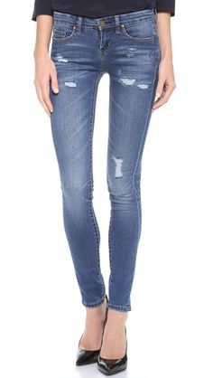 distressed denim / $88