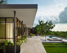 Lake View Residence in Austin, Texas by Alterstudio Architecture | 2013 National AIA Housing Award