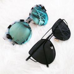 Heaps of amazing sunnies available at tealandtala.com.au Sunnies, Eyewear, Mirrored Sunglasses, Amazing, How To Wear, Eyeglasses, Sunglasses, Shades, Eye Glasses
