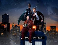 2016 Christmas Special 'The Return of Doctor Mysterio' ☺♥♥