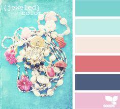 Palette: Jeweled (Design Seeds)