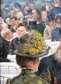 James Tissot - The Artist's Ladies – 1883